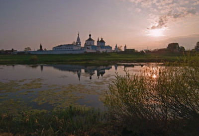 Бобренев монастырь глазами фотографа Игоря Годунова