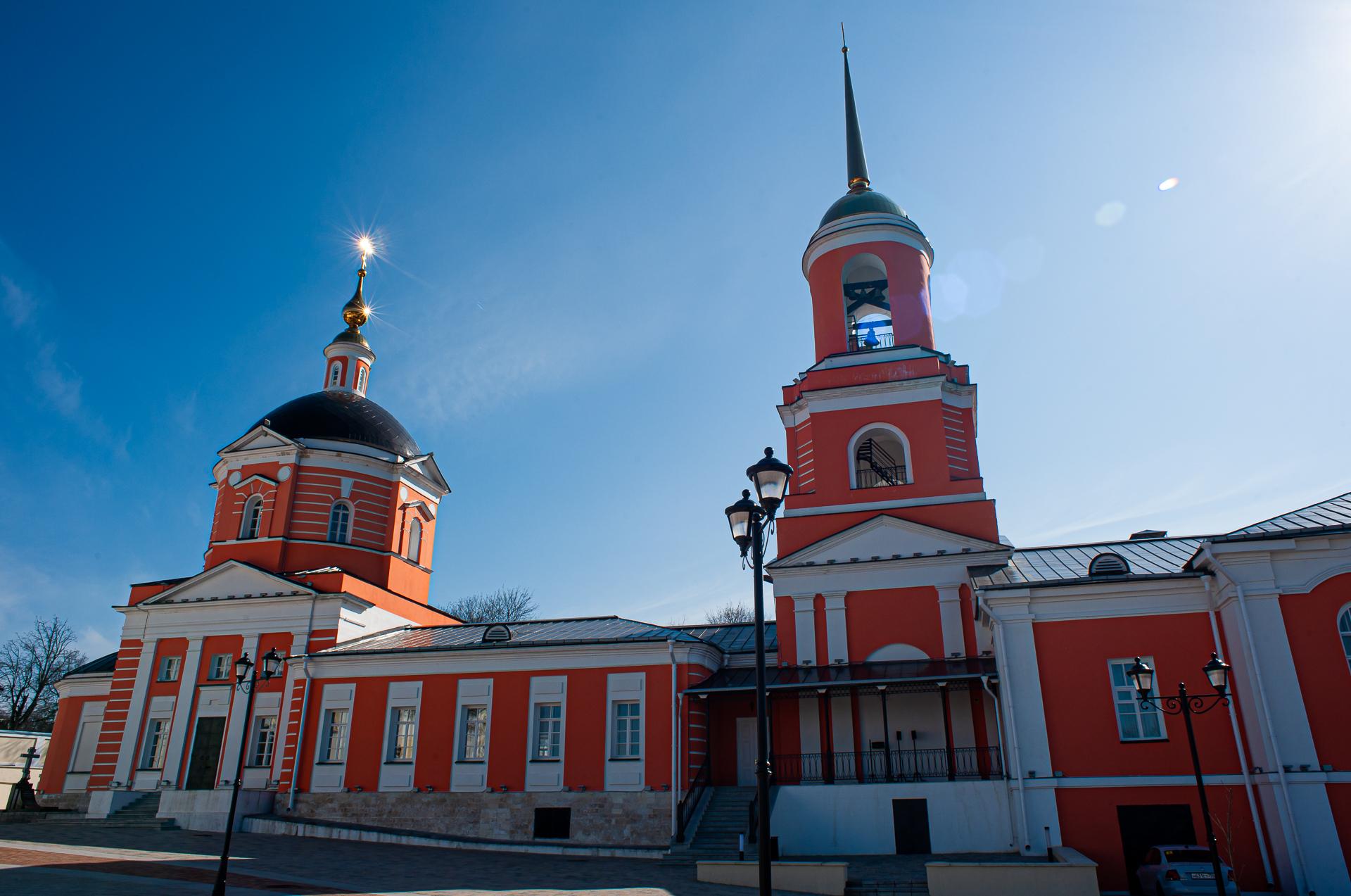 Каширский Никитский Женский монастырь