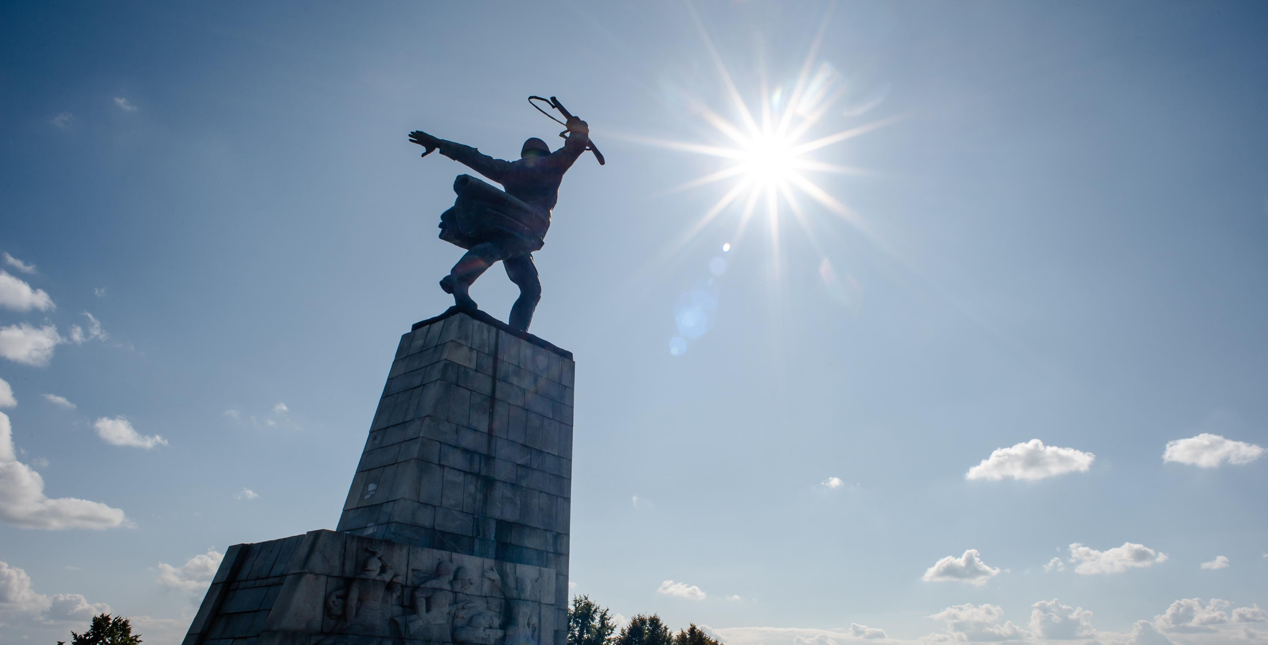 Перемиловская высота в городе Яхрома