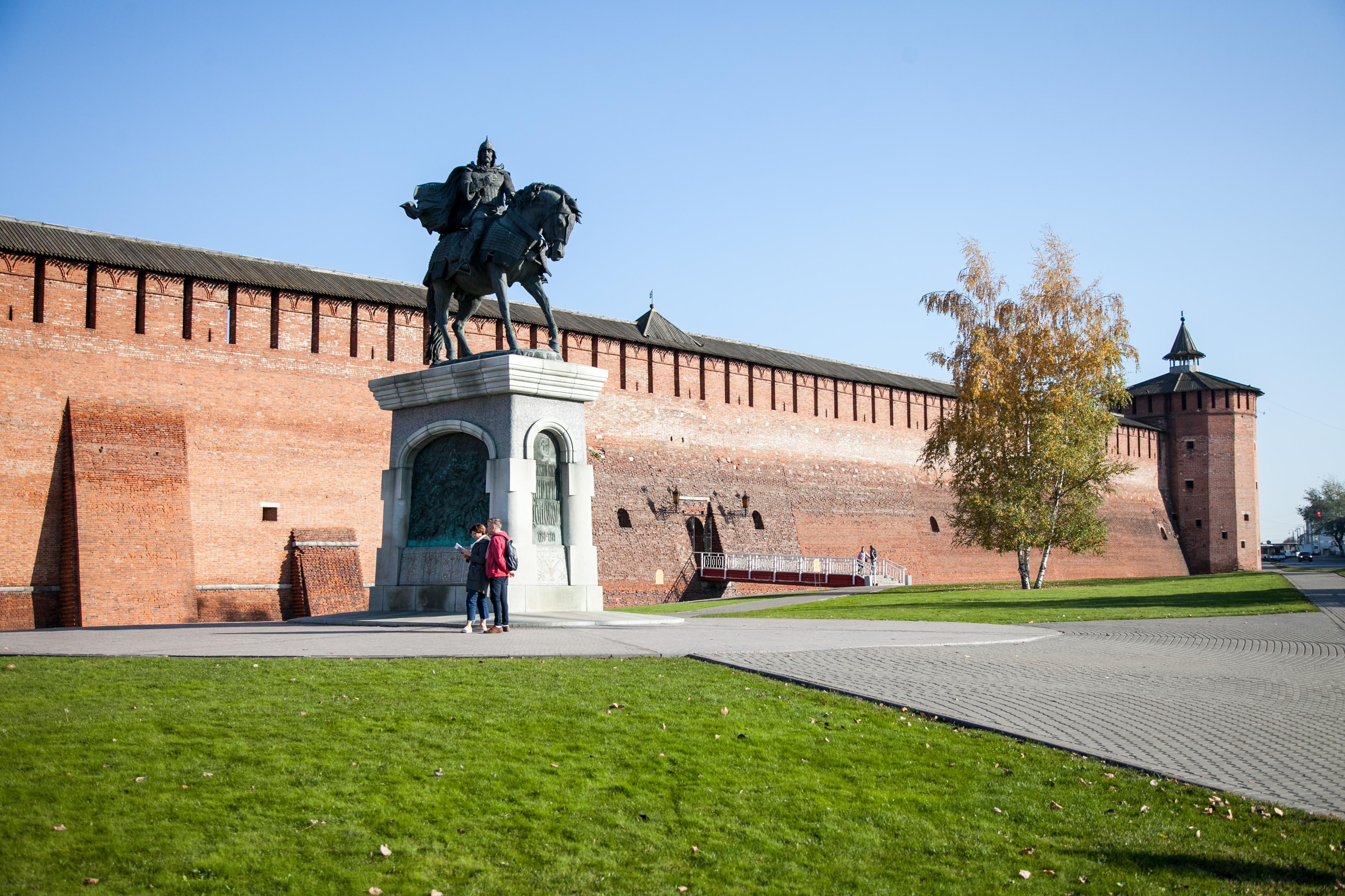 Виды городского округа Коломенское
