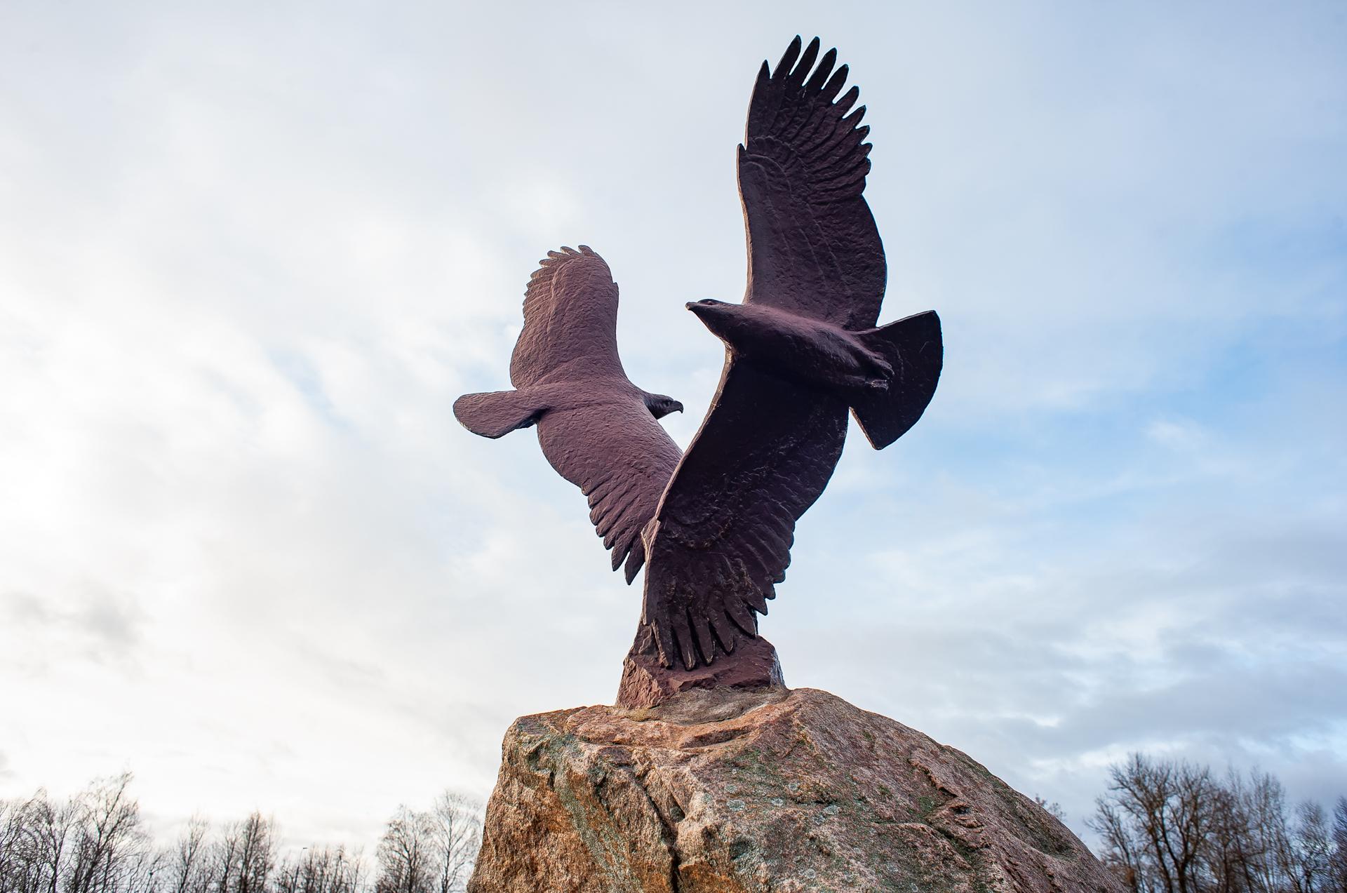 Волоколамск, Мемориал Воинам