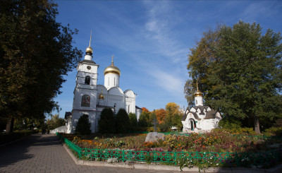 Собор Бориса и Глеба в Дмитрове