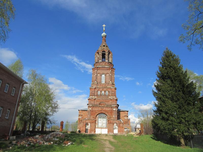 «Кудыкина гора», Церковь Рождества Богородицы, Орехово-Зуевский городской округ
