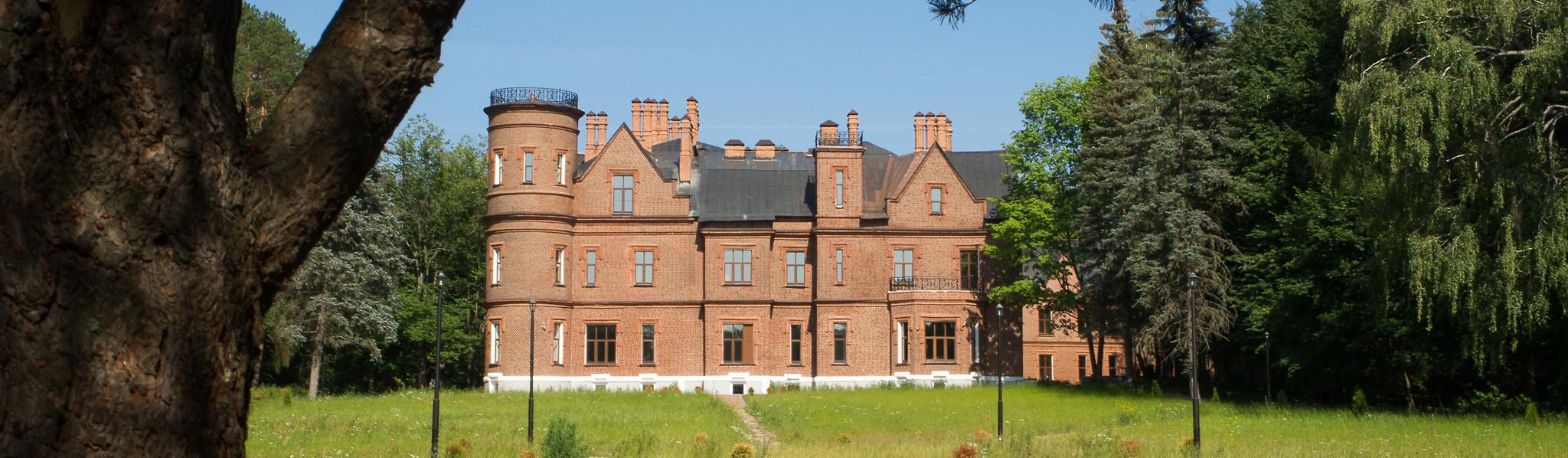 Васильевский замок, усадьба Щербатовых
