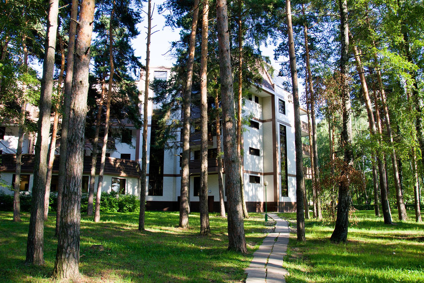 Санаторий «Елочки» в Домодедове