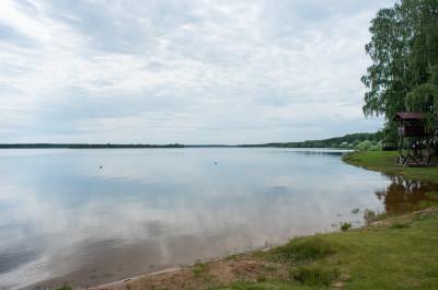 Можайское водохранилище, Ильинский пляж