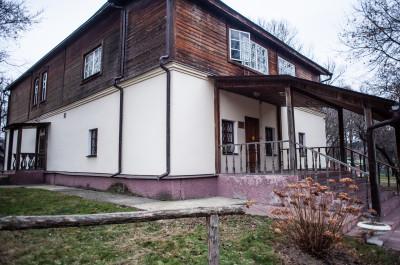 Подольск, Музей-заповедник Подолье, Дом Морозовых