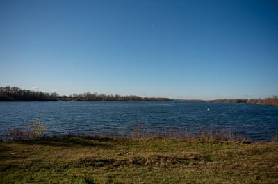 Дединово, Смотровая площадка, река Ока
