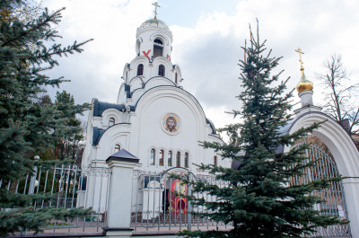 Фрязино, Храм Рождества Христова