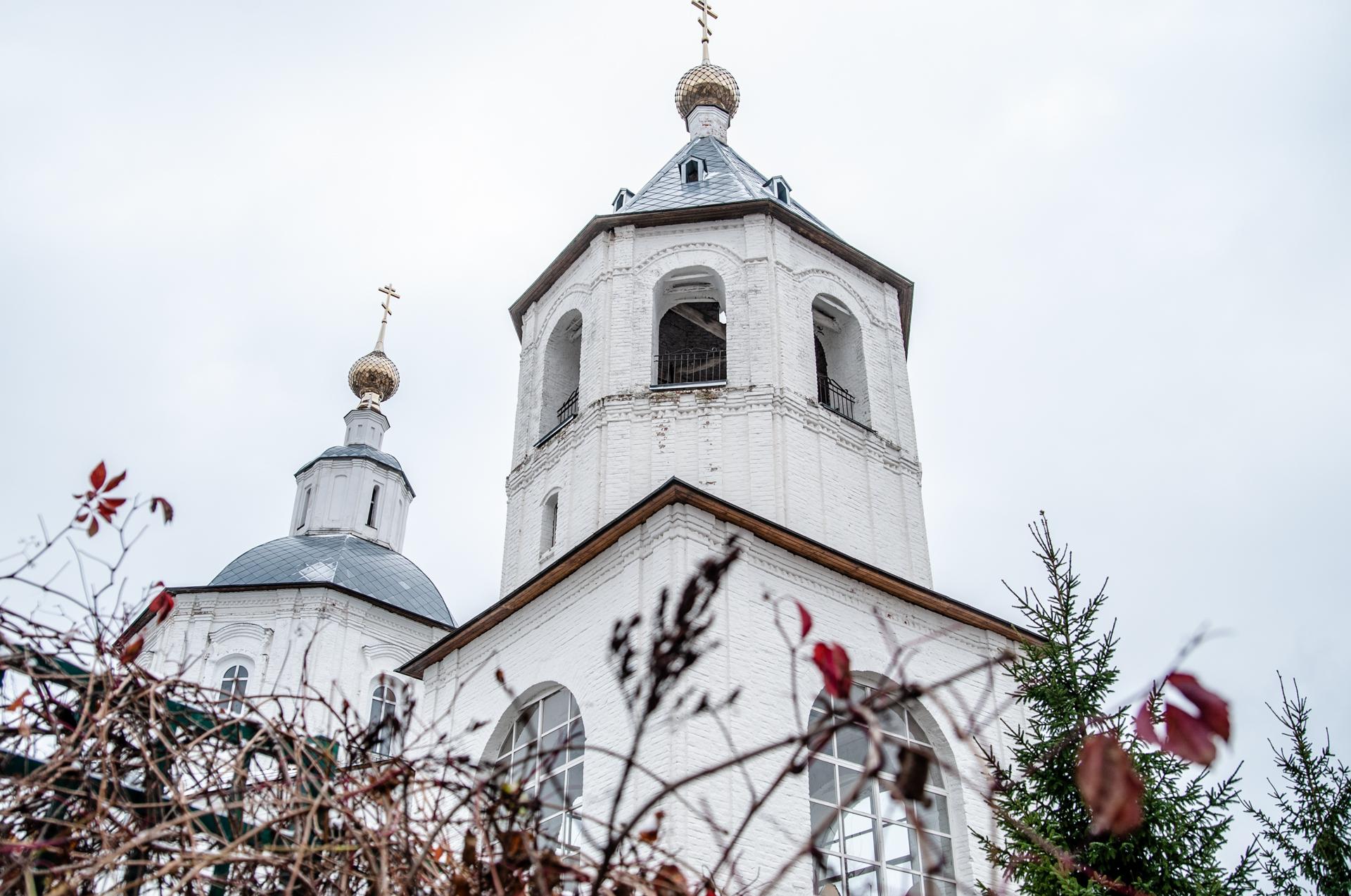 Верея, Богоявленская Церковь