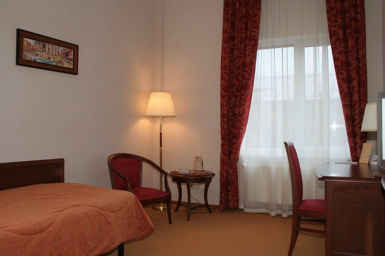 Гостиница «Европа» в Жуковском