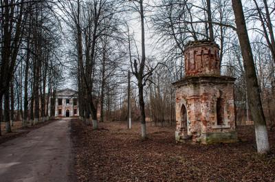 Волоколамский городской округ, усадьба Осташево