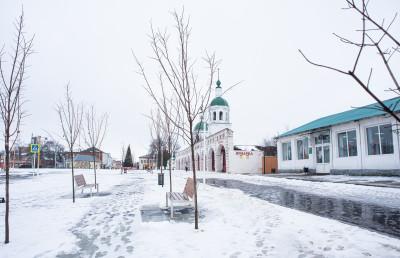 Зимний Зарайск