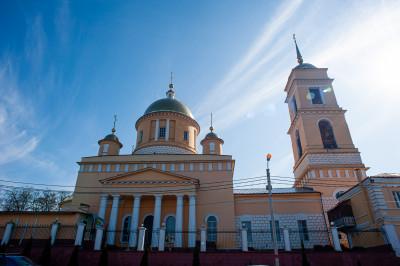 Кашира, Успенский Кафедральный Собор