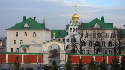 Старо-Голутвинский мужской монастырь в Коломне