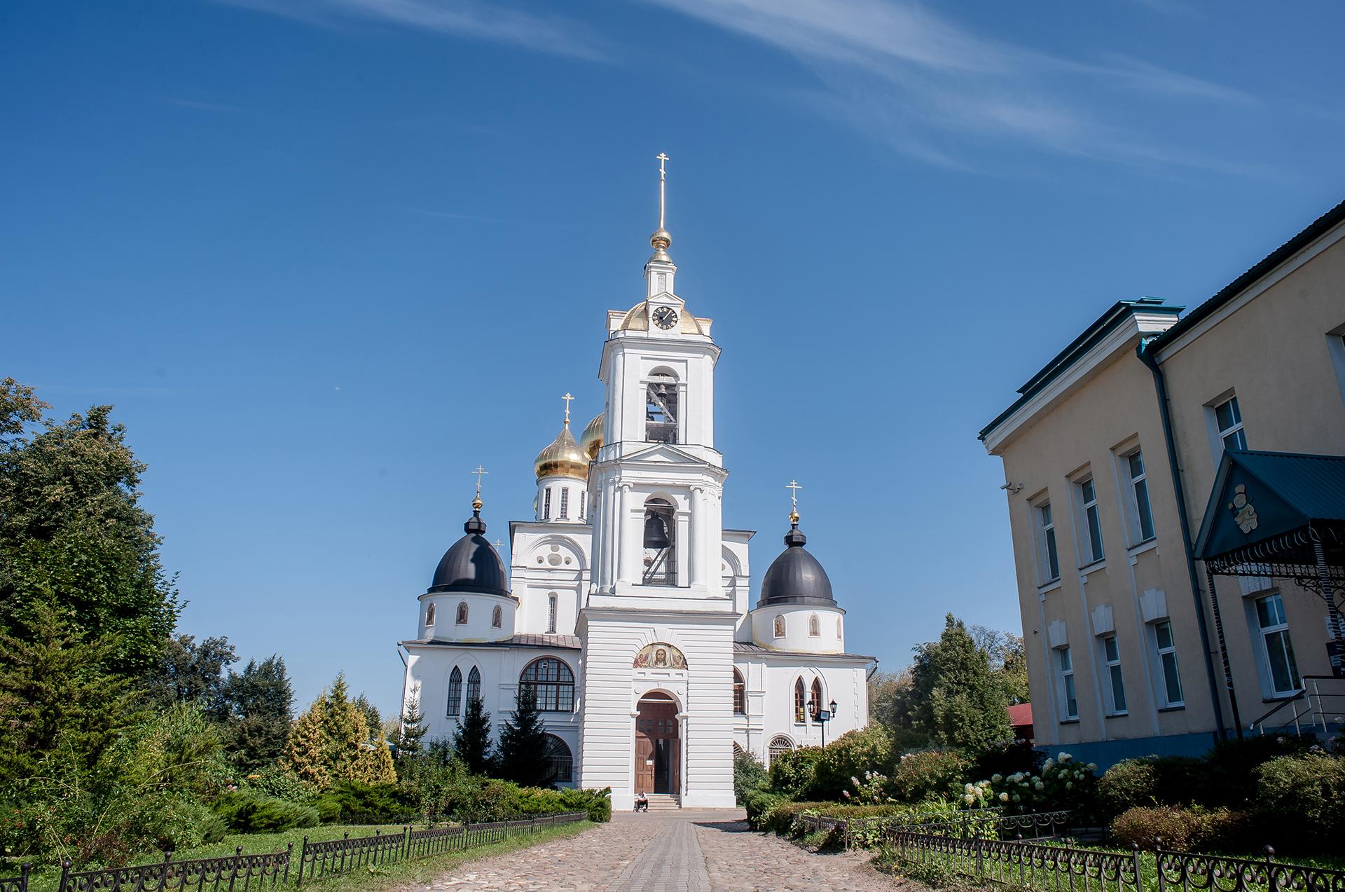 Дмитровский кремль, Успенский Кафедральный собор
