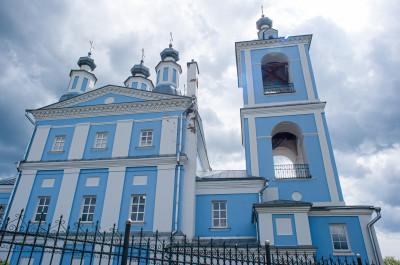 Верея,Церковь Илии Пророка