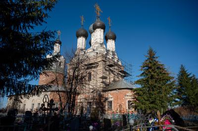 Дединово, Троицкая Церковь