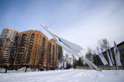 Реутов, ракета  Метеорит