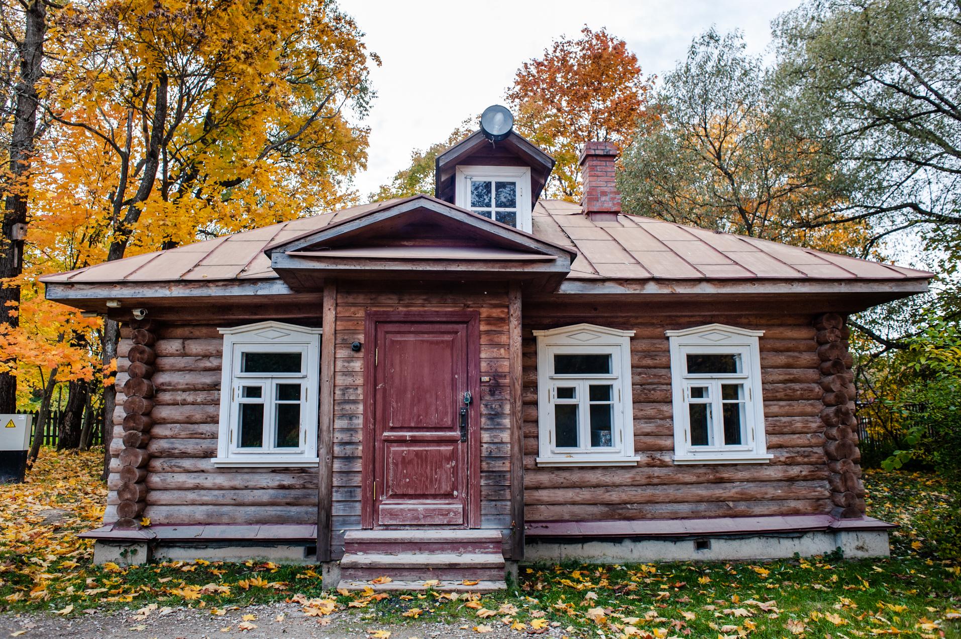 Чехов, Музей-заповедник А.П.Чехова в  Мелихово
