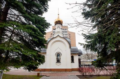 Ступино, Церковь Новомучеников и Исповедников Ступинских