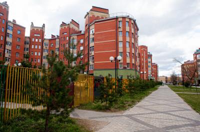 Фрязино, Октябрьская улица