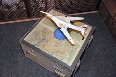 Мини-отель «Пятый океан». Музей авиации