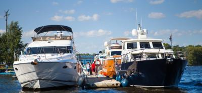 Международный московский яхтенный порт