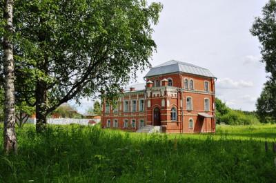 Дом-музей Сергея Клычкова