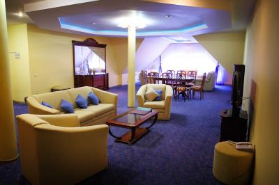 Гостиница «Континент» в Воскресенске