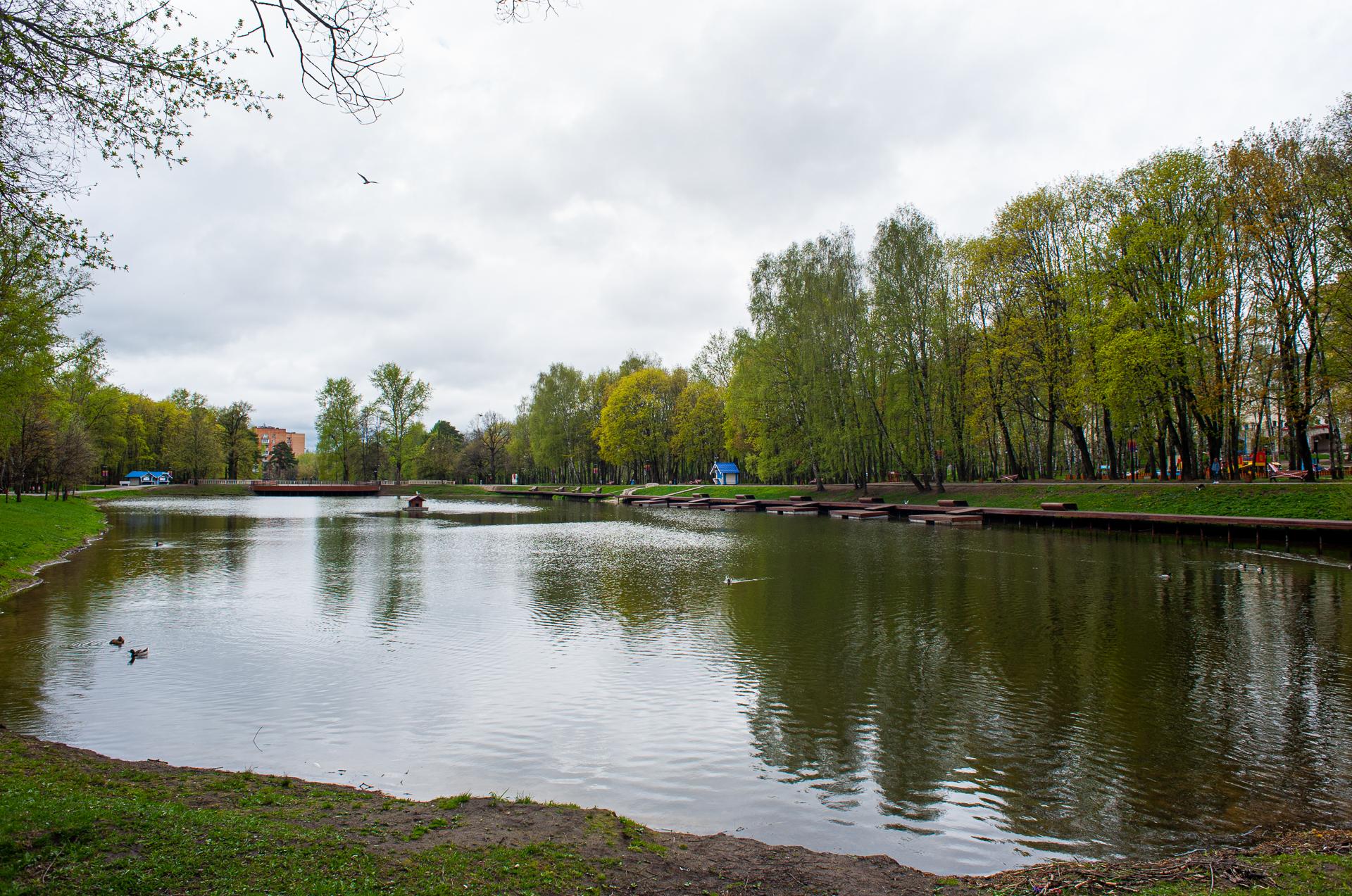 Красногорск, Ивановские Пруды