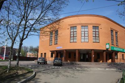 Выставочный зал имени Карапаева