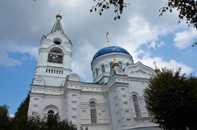 Храм Живоначальной Троицы село Троицкое