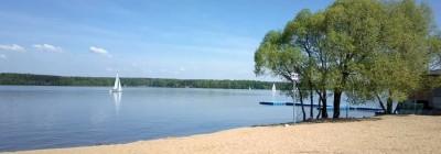 """Пляж """"Флагман"""" или Пироговский пляж"""