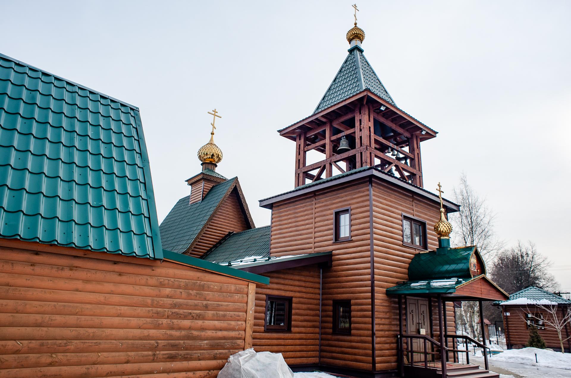 Красноармейск, Церковь Вознесения Господня