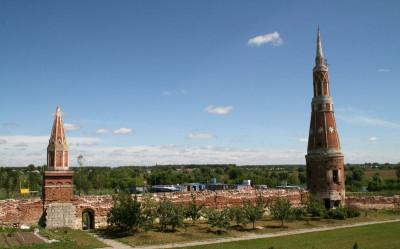 Богоявленский Старо-Голутвин мужской монастырь в Коломне