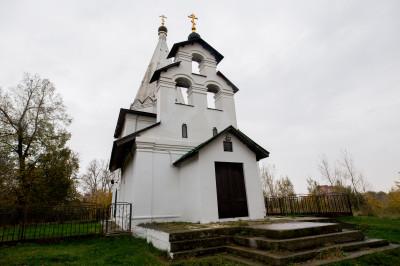 Лыткарино, Никольская церковь