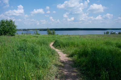 Пироговское водохранилище