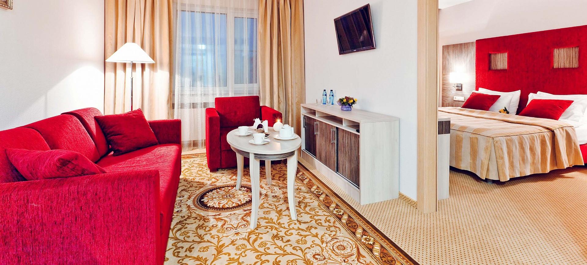 Отель «East Gate». Номер De Luxe