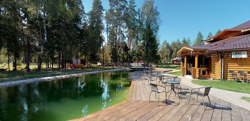 Загородный отель «Clubbarin»