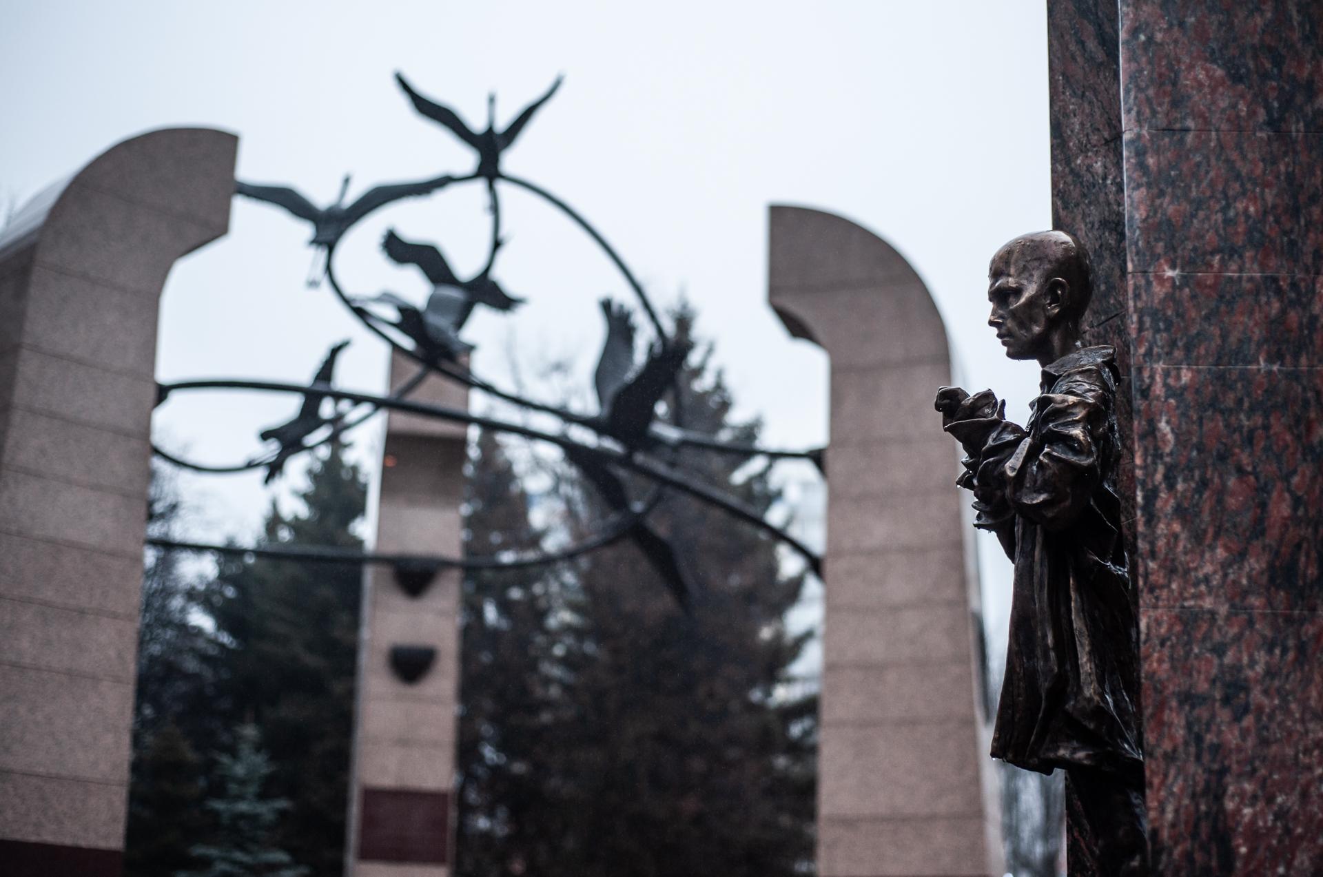 Видное, мемориал детям жертвам ВОВ