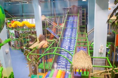 Парк «Веселые джунгли»