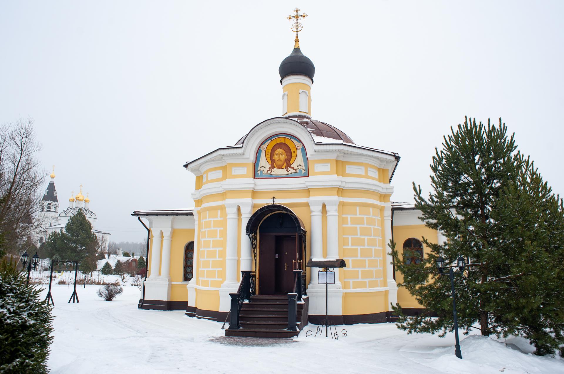 Талицы, Храм новомучеников и исповедников Российских