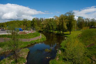 Наро-Фоминск, река Нара