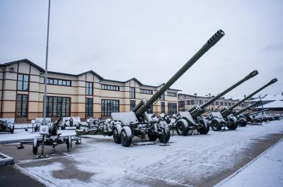 КСК «Дивный», Музей военной истории, деревня Падиково