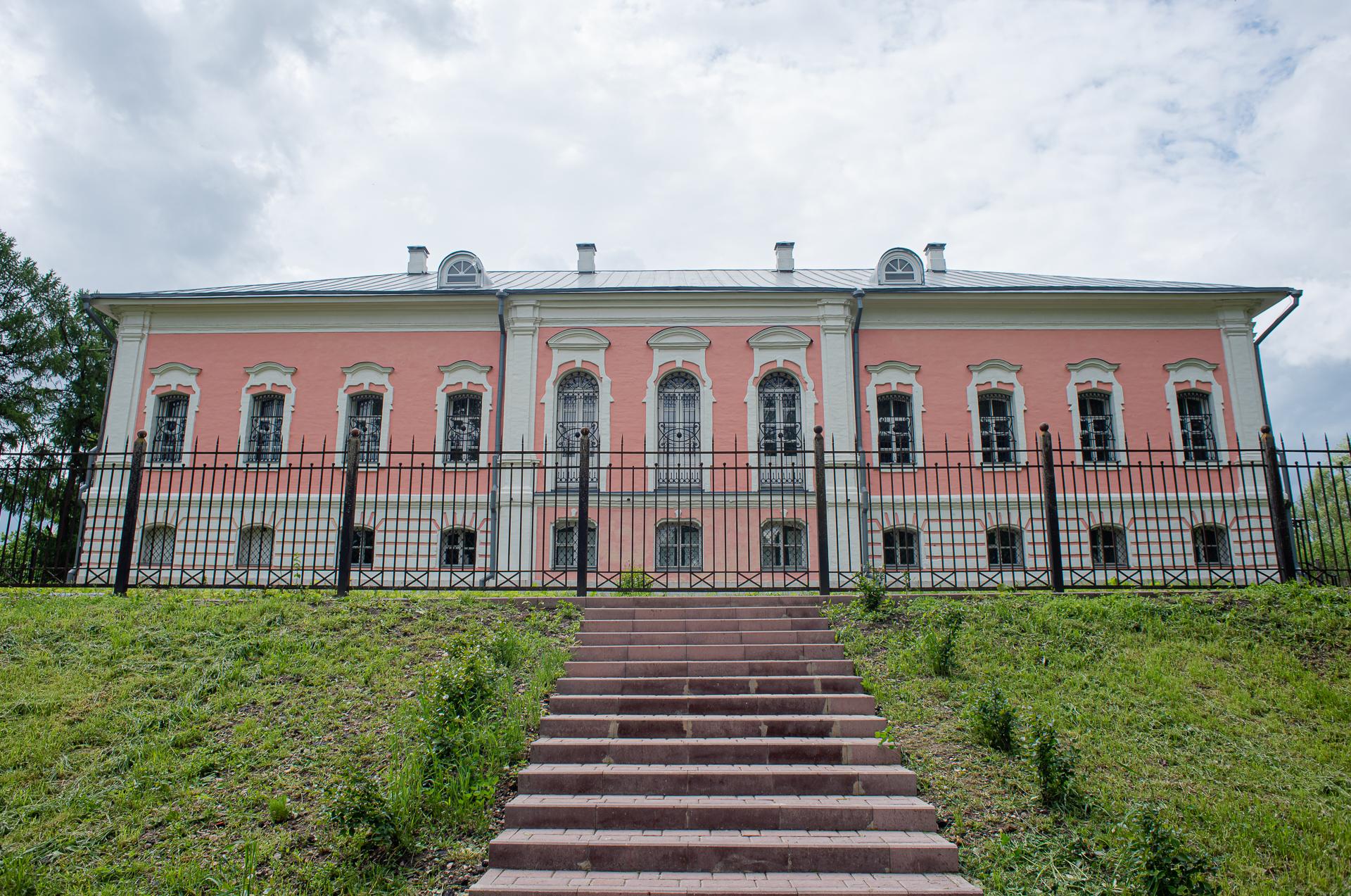 Чехов, усадьба Лопасня-Зачатьевское