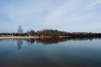 Рошаль, озеро