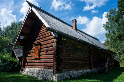 Истра, Музей деревянного зодчества