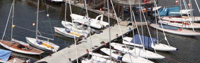 Яхт-клуб «Пирогово»