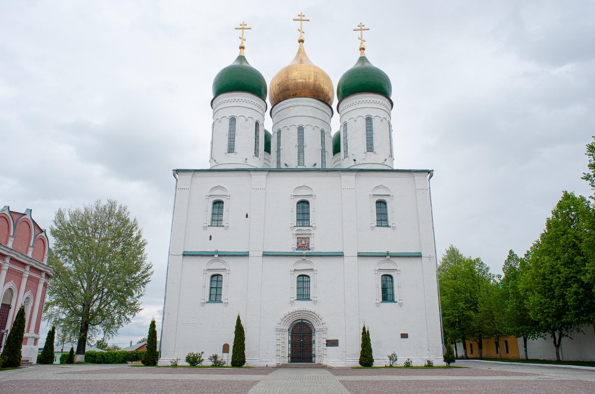 Коломна, Коломенский Кремль, Успенский Кафедральный Собор